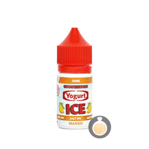 Yogurt Ice - Mango Salt Nic - Best Online Vape Juice & E Liquid Store