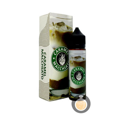 Flamingo E Lic - Caramel Macchiato - Vape E Juices & E Liquids Store