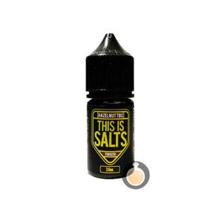 This Is Salts - Tobacco Series Hazelnut TBC - Vape E Juices & E Liquids