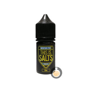 This Is Salts - Tobacco Series Menthol TBC - Vape E Juices & E Liquids
