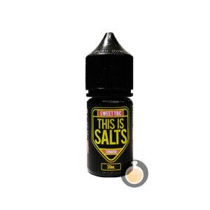 This Is Salts - Tobacco Series Sweet TBC - Vape E Juices & E Liquids Shop