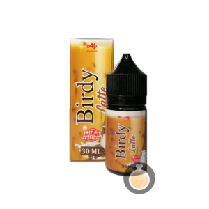 Birdy - Salt Nic Latte - Malaysia Vape E Juices & E Liquids Online Store