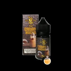 Geng Vape - Gold Bean Salt Nic Creamy Mocha - Vape Juices & E Liquids