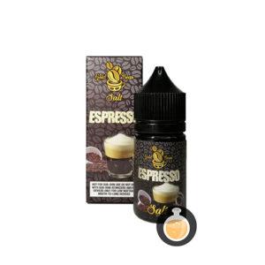Geng Vape - Gold Bean Salt Espresso