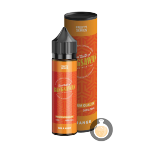 Bangsawan Fruity Series - Orange - Vape Juices & E Liquids Online Store