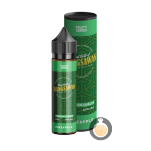 Bangsawan Fruity Series - Pineapple - Vape Juice & E Liquid Online Store
