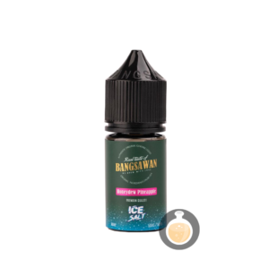 Bangsawan - Honeydew Pineapple Ice Salt - Vape Juice & E Liquid Store