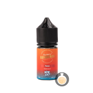 Bangsawan - Mango Ice Salt - Malaysia Vape Juice & E Liquid Online Store