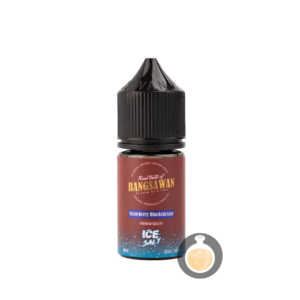Bangsawan - Strawberry Blackcurrant Ice Salt - Vape Juice & E Liquid Store