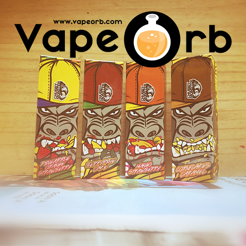 Chubby Monster Ejuices Supplier