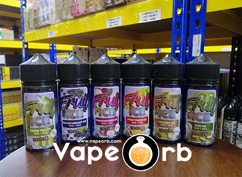 Fruit Ice Ejuices Supplier