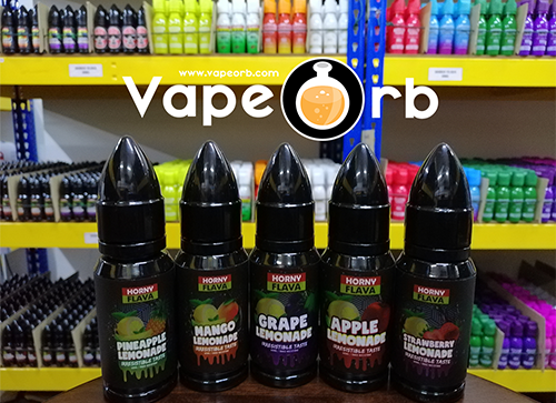 Horny Flava Ejuices Supplier
