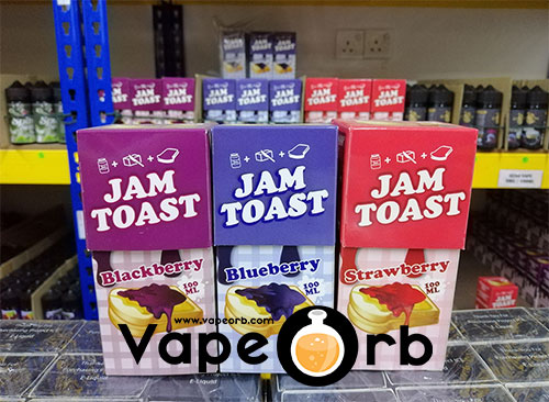Jam Toast ejuices Supplier