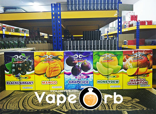 Smoky ejuices Supplier