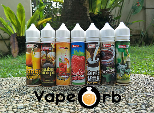 Soul Fly ejuices Supplier