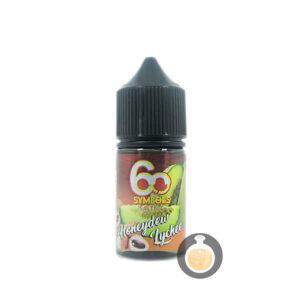 60 Symbols - Salt Nic Honeydew Lychee - Vape Juice & E Liquid Store