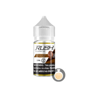 Rush - Nicotine Salt Morning Mocha - Malaysia Vape E Juice & US E Liquid