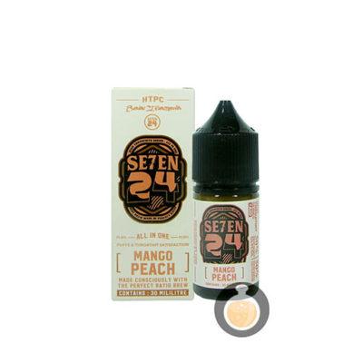 Se7en 24 - HTPC Mango Peach - Vape Juice & E Liquid Online Store   Shop