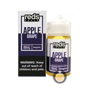 7 Daze - Reds Apple Grape - Malaysia Vape Juice & US E Liquid Store