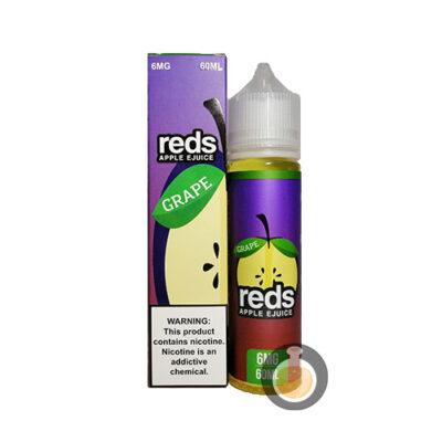 7 Daze - Reds Apple Grape - Malaysia Vape Juice & US E Liquid Store