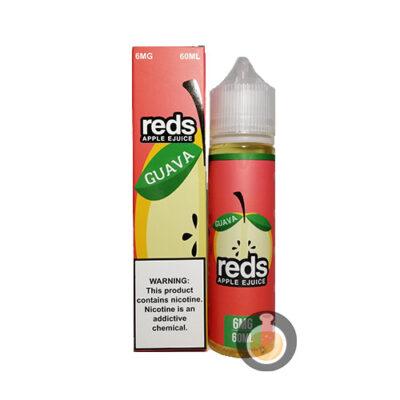 7 Daze - Reds Apple Guava - Malaysia Vape Juice & US E Liquid Store