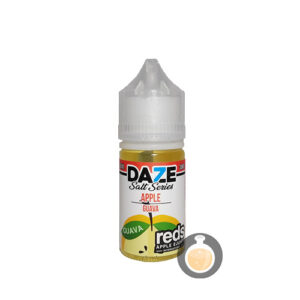 7 Daze - Salt Series Reds Apple Guava - Malaysia Vape Juice & US E Liquid