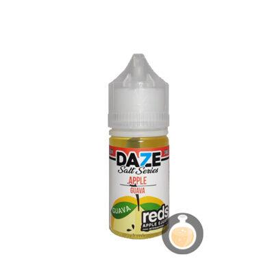 7 Daze - Salt Series Reds Apple Guava - Malaysia Vape Juice & US E Liquid