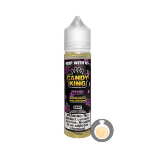 Candy King - Grape Bubblegum - Malaysia Vape Juice & US E Liquid Store