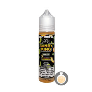 Candy King - Melon Bubblegum - Malaysia Vape Juice & US E Liquid Store