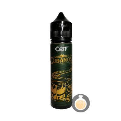 Cloudy O Funky - Cubanos Mint Blast - Vape Juice & E Liquid Online Store