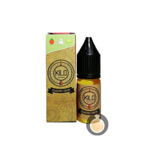 Kilo - Salt Nic Dewberry Cream - Malaysia Vape Juice & US E Liquid Store