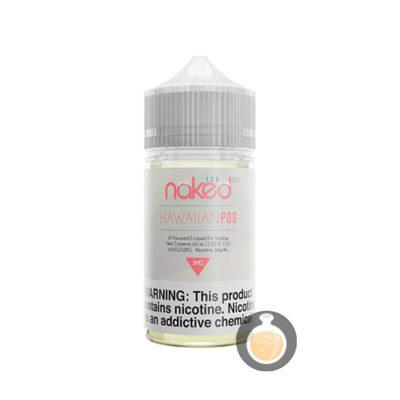 Naked 100 - Hawaiian Pog Ice - Malaysia Vape Juice & US E Liquid Store