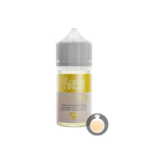 Naked 100 - Salt Nic Euro Gold - Malaysia Vape Juice & US E Liquid Store