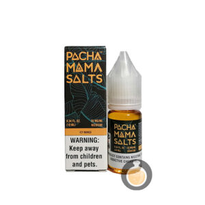 Pacha Mama - Salts Nic Icy Mango - Malaysia Vape Juice & US E Liquid