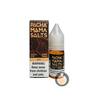 Pacha Mama - Salts Nic Sorbet - US Vape Juice & E Liquid Online Store
