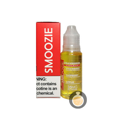 Smoozie - Salt Nic Strawberries Gone - Malaysia Vape Juice & US E Liquid