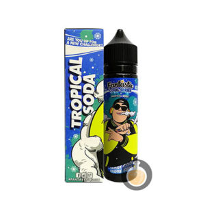 Fantastic - Cool Series Tropical Soda - Malaysia Vape Juice & E Liquid Online Store