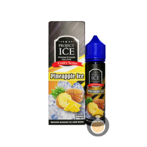 Project Ice Fruity Series - Pineapple Ice