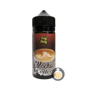 Holly Molly - Mocha Coffee - Malaysia Vape Juice & E Liquid Online Store