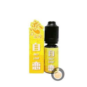 Brew Job - Self Love Salt Nic - Malaysia Vape Juice & E Liquid Online Shop