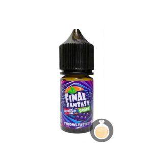 Final Fantasy - Hybrid Grape Salt Nic - Vape E Juice & E Liquid Online Store