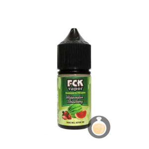 FCK Vapor - Watermelon Strawberry