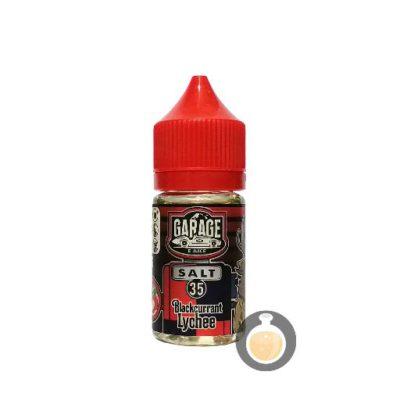 Garage - Salt 35 Blackcurrant Lychee