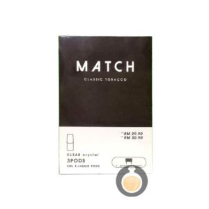 Match Pod - Frosty Classic Tobacco