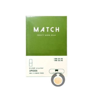 Match Pod - Frosty Mung Bean