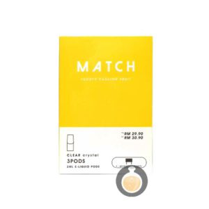 Match Pod - Frosty Passion Fruit