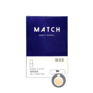 Match Pod - Frosty Redbull