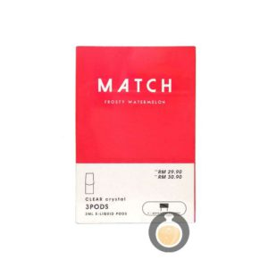 Match Pod - Frosty Watermelon