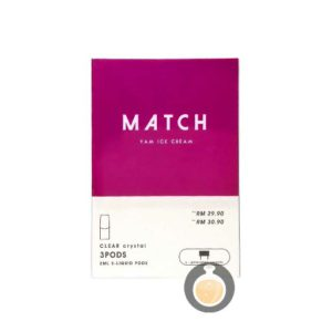 Match Pod - Yam Ice Cream