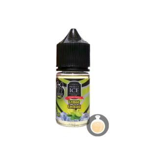Project Ice - Lemon Cocktail Salt Nic Special Edition